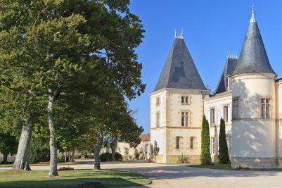 Chateau Escot Extérieur