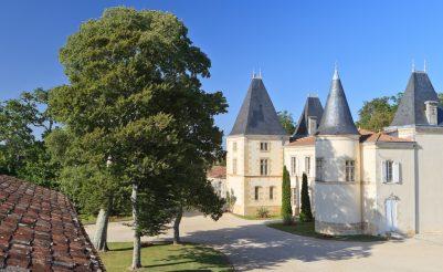Chateau Escot, le Médoc