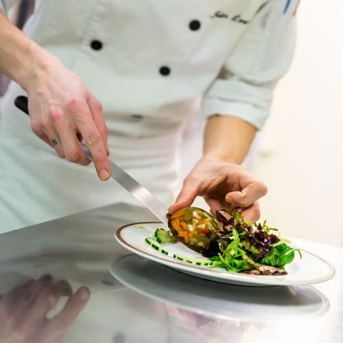 Restaurant Le Médicis, cuisine de saison, raffinée et savoureuse