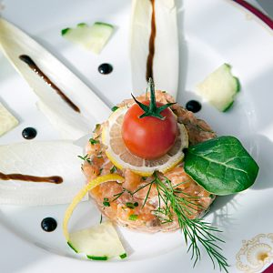 Restaurant Le Médicis, Cuisine savoureuse et raffinée