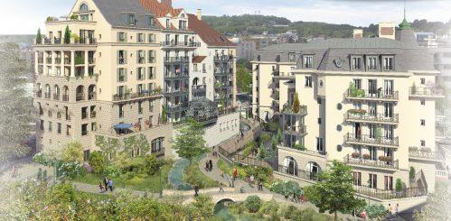 Résidence Services : Villa Médicis Puteaux